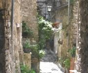 Castel Vittorio – akvarel