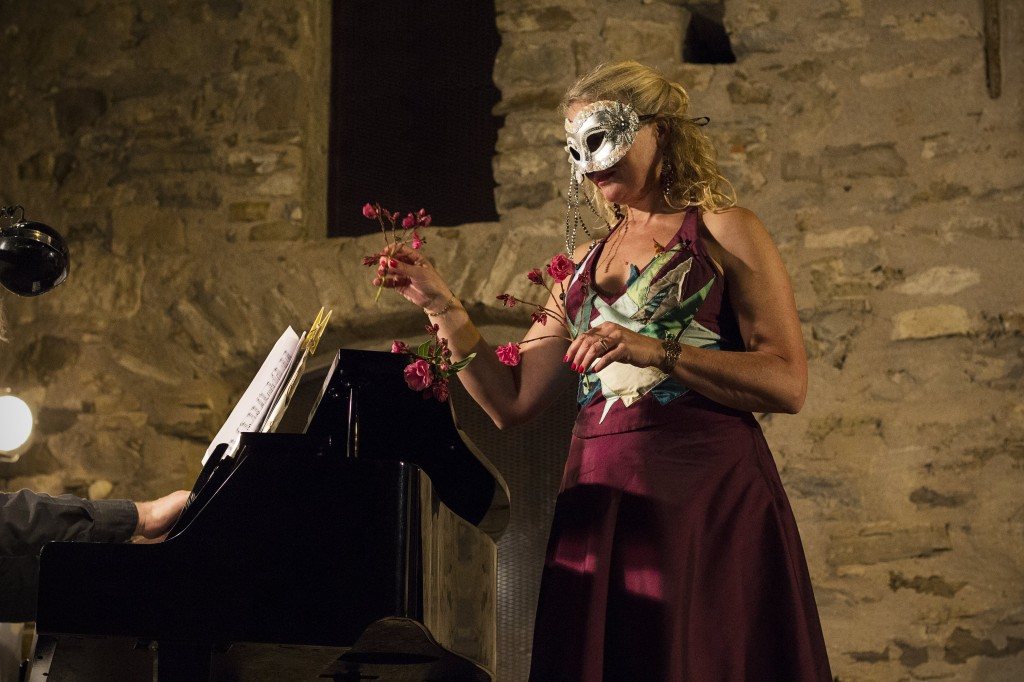 Elsebeth Dreisig, Sopran, Il castello in Dolce Acqua