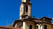 Blå himmel i castelvittorio